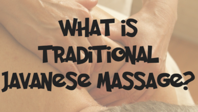 What Is Traditional Javanese Massage