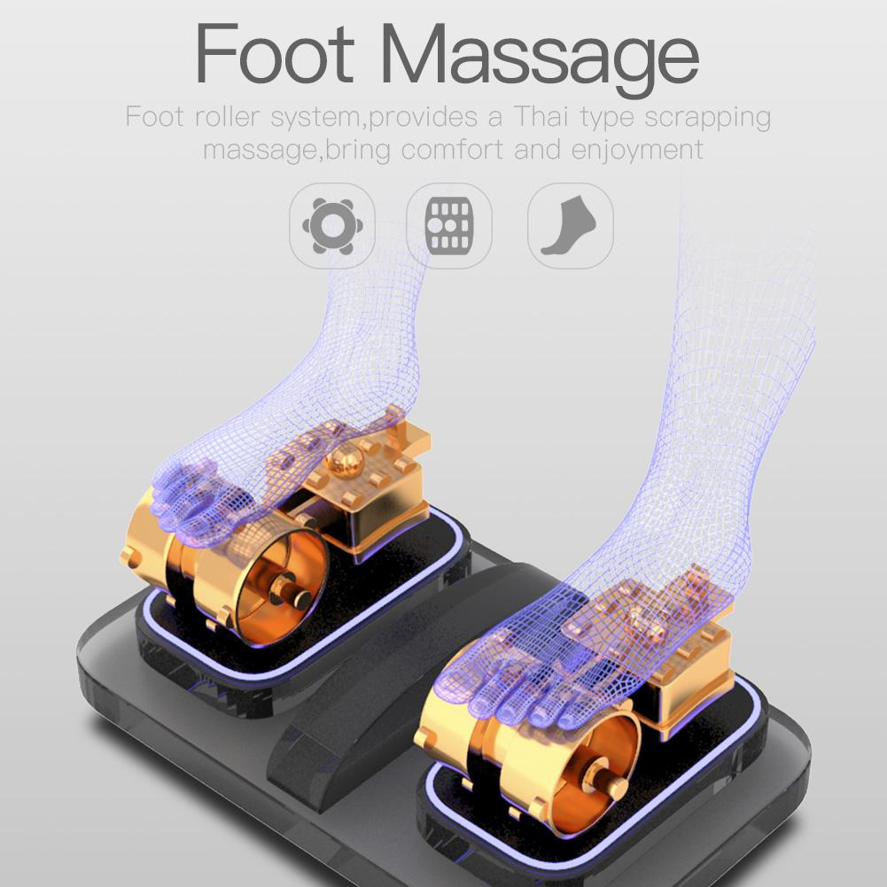 Real Relax Favor 05 Foot Massage