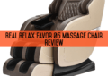 Real Relax Favor 05 Massage Chair Review