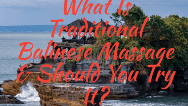 What Is Traditional Balinese Massage?