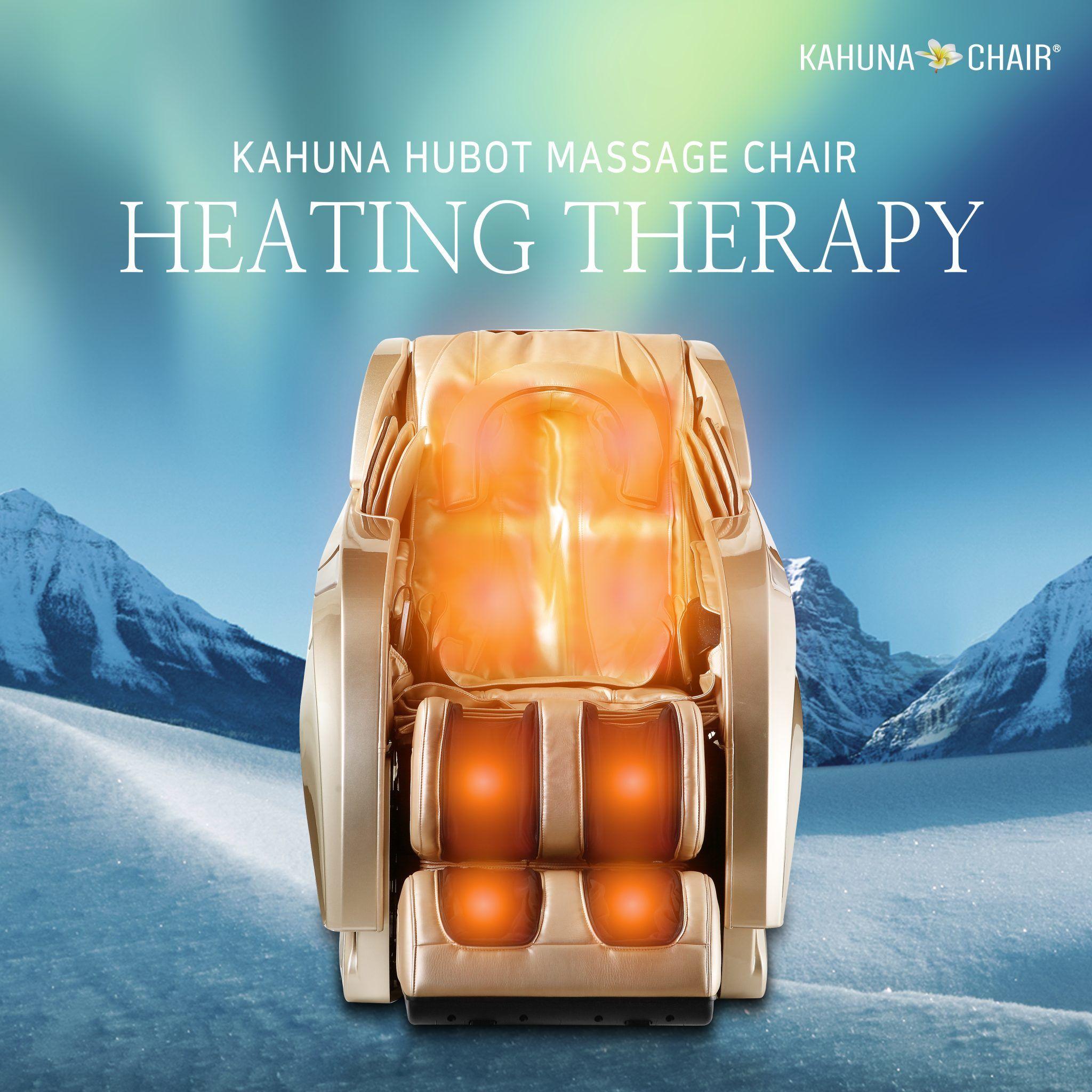 Kahuna Hubot HM-078 Heat Therapy