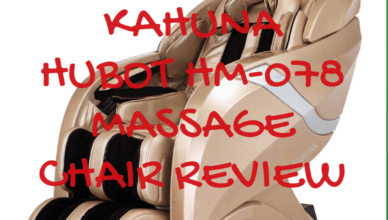 Kahuna Hubot HM-078 Massage Chair Review
