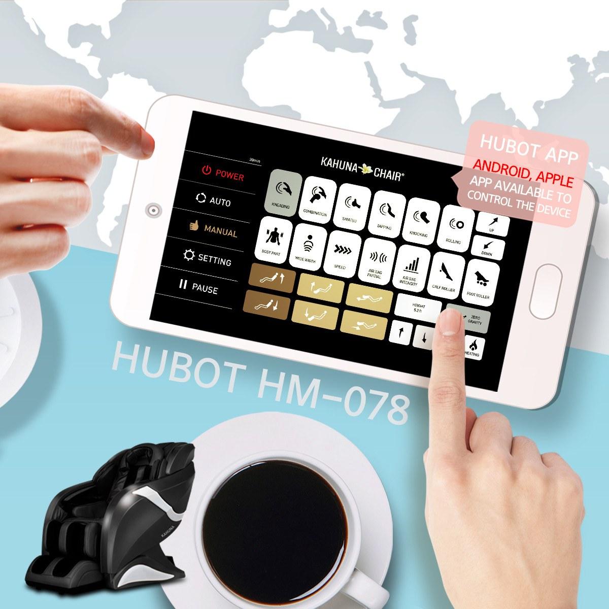 Kahuna Hubot HM-078 Smartphone Control