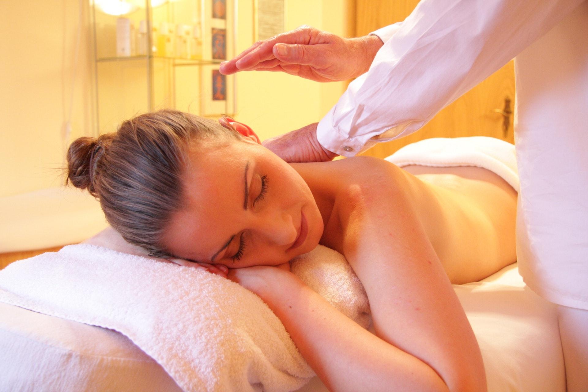 Do You Also Doze Off When You Massage?