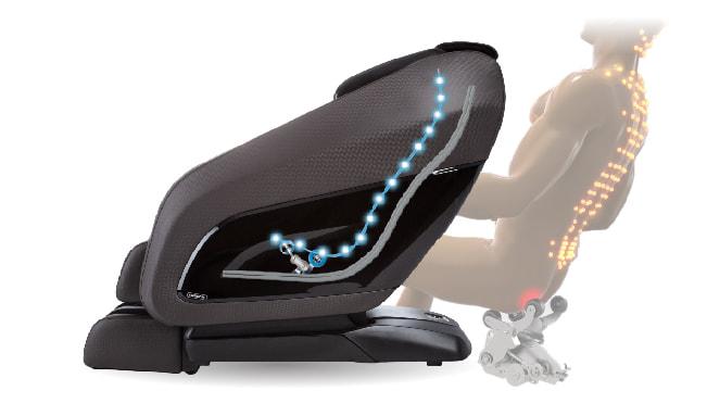 Apex AP Pomp L-Track Roller System