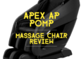 Apex AP Pomp Massage Chair Review
