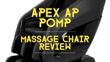 Apex AP Pomp Massage Chair Review