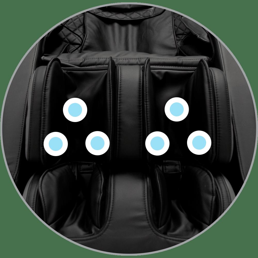 Titan Prime 3D Calf Rollers