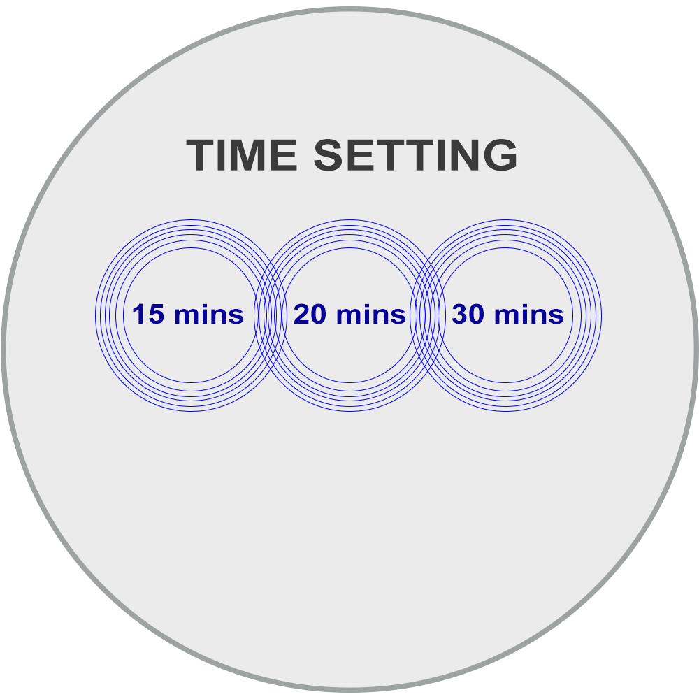 Titan Prime 3D Timer Setting