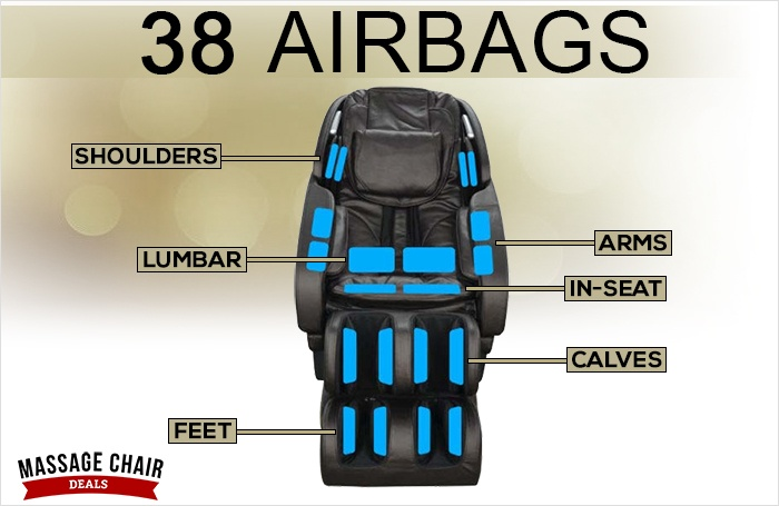 Infinity Altera 38 Airbags