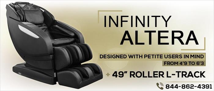 Infinity Altera Height Range