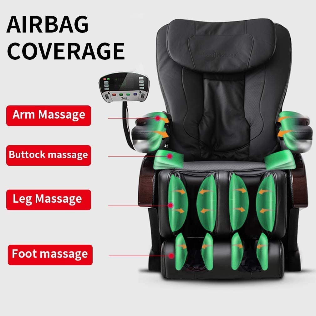 BestMassage EC 06C Airbags