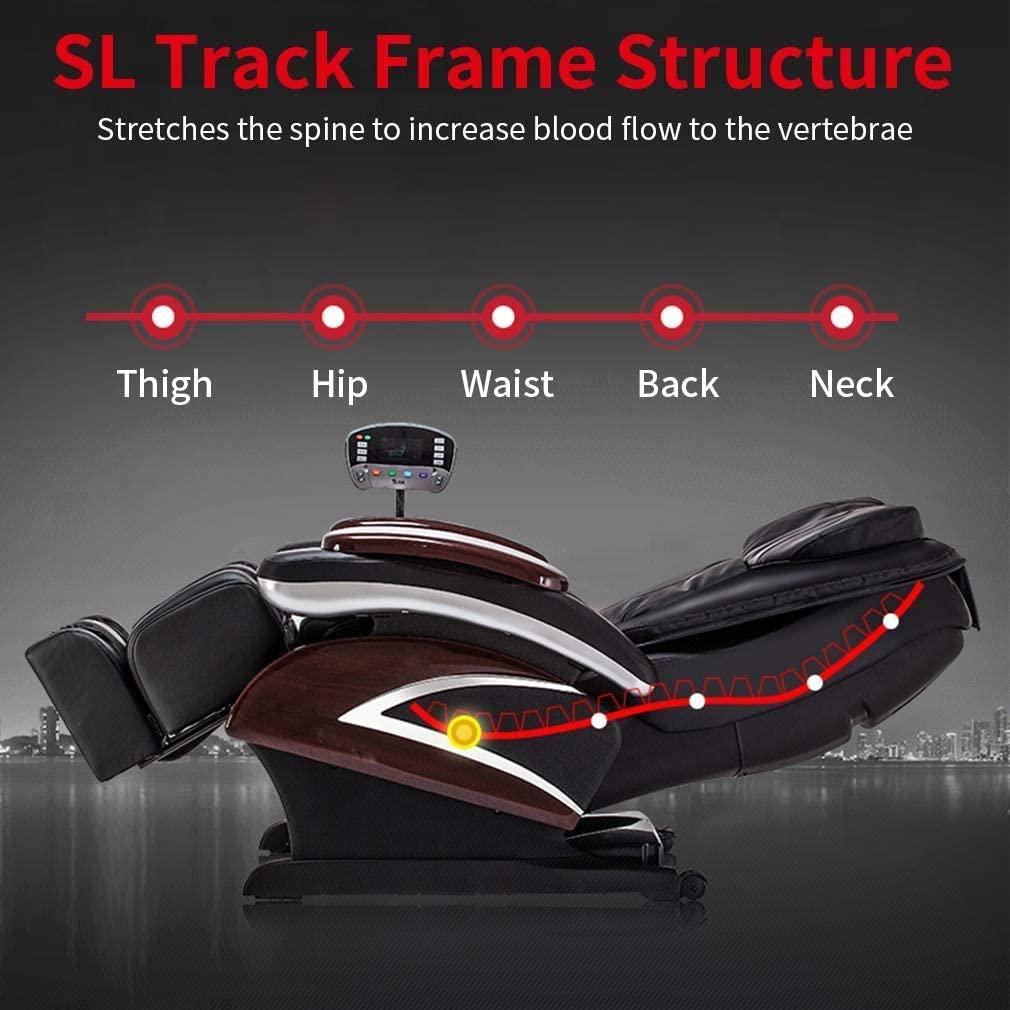BestMassage EC 06C SL-Track