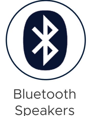 Infinity Genesis Bluetooth Speakers