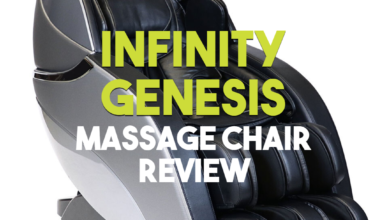 Infinity Genesis Massage Chair Review