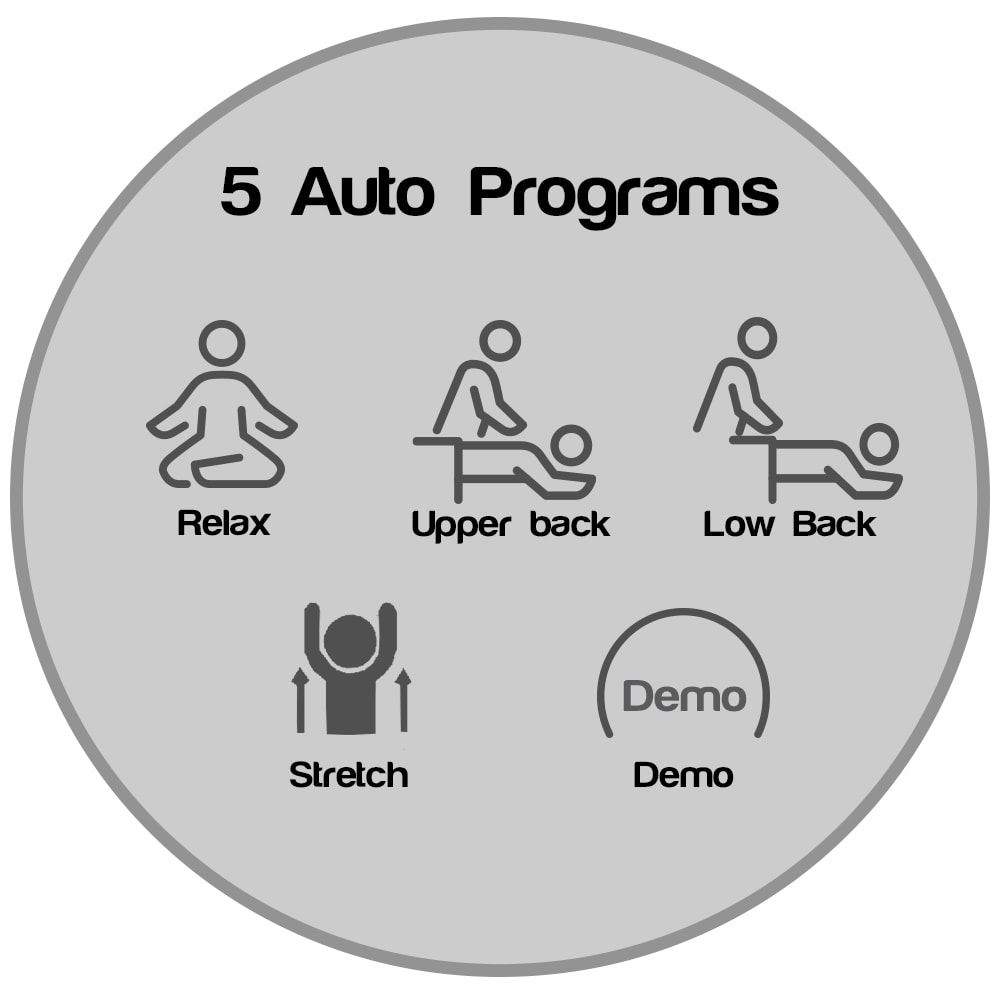 Osaki OS Champ Auto Programs