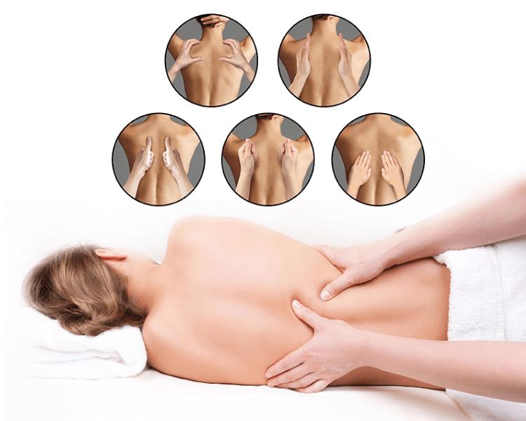 HoMedics HMC 500 Auto Massage Programs