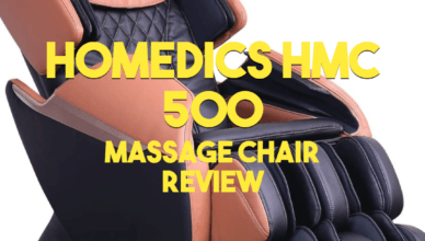 HoMedics HMC 500 Massage Chair Review
