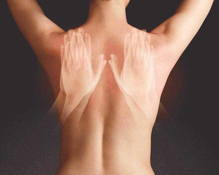 HoMedics HMC 500 Massage Techniques