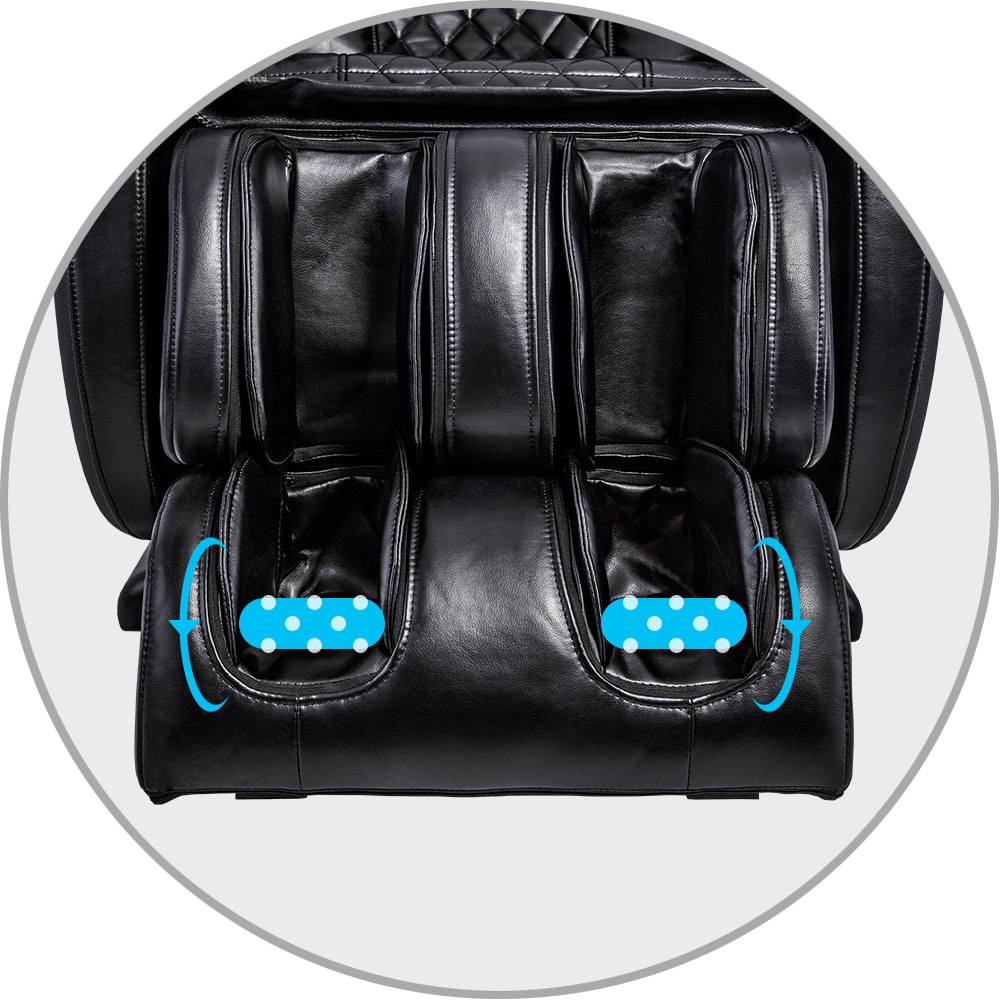 Titan Luca V Foot Rollers
