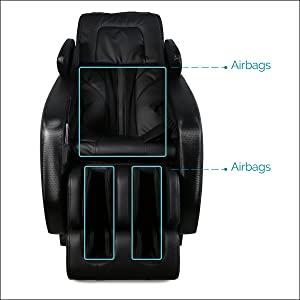 TruMedic MC-1000 Airbags