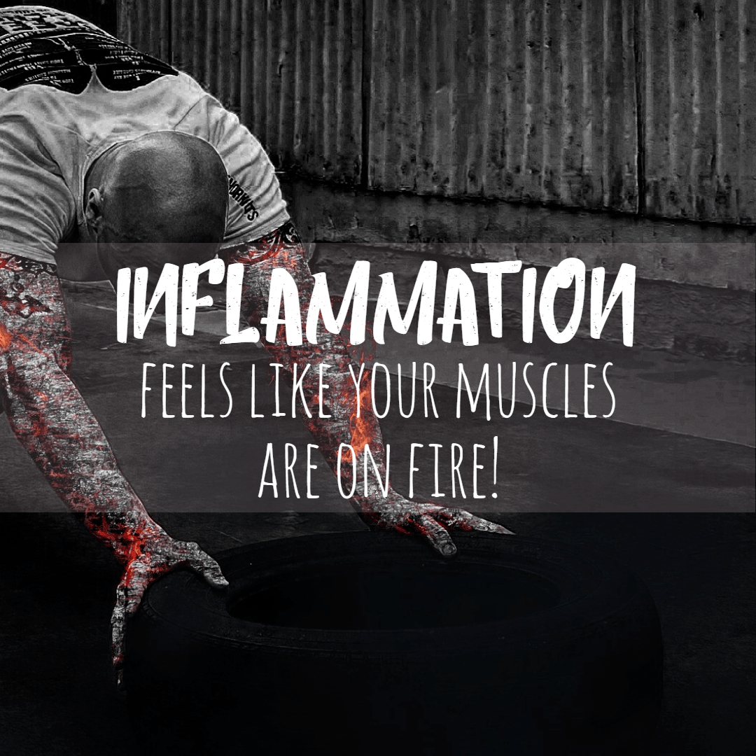Are Your Muscles Inflamed?