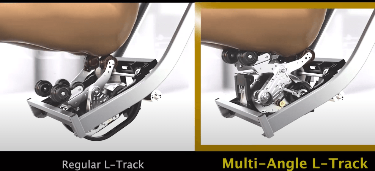 Osaki OS Pro Paragon Modified L-Track