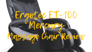 Ergotec ET-100 Mercury Massage Chair Review