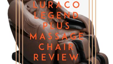 Luraco iRobotics Legend Plus Massage Chair Review