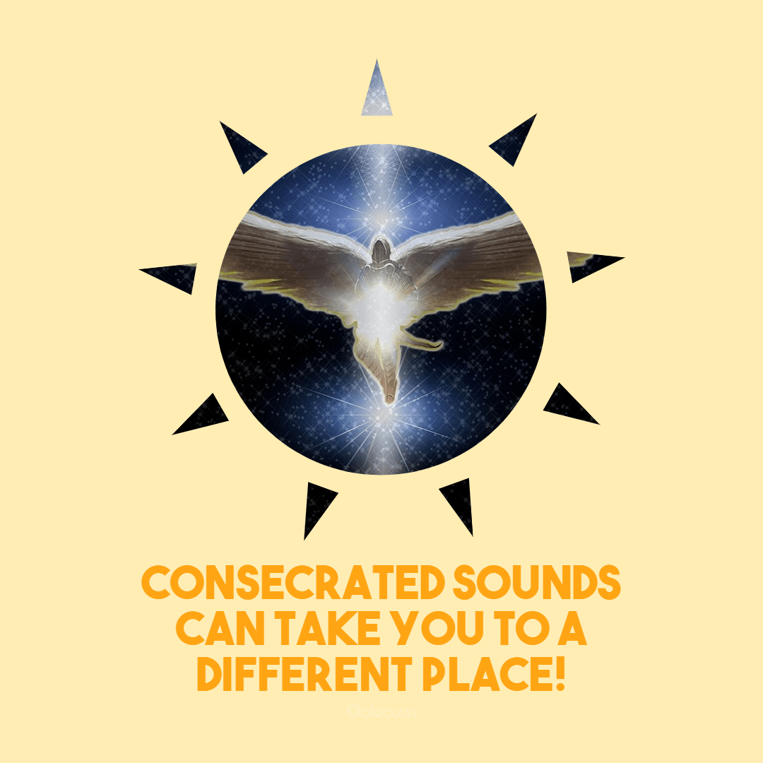 Power Of Consecrated Sounds