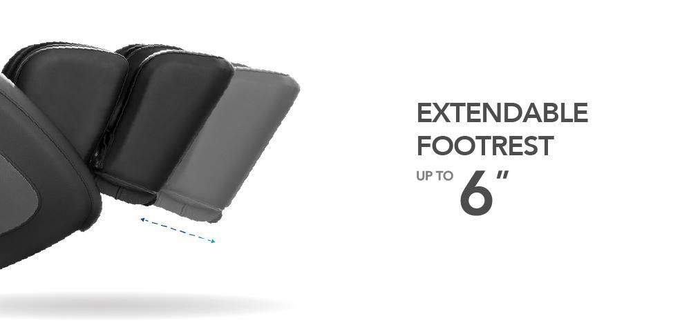 Titan 3D Pro Amamedic Extendable Footrest