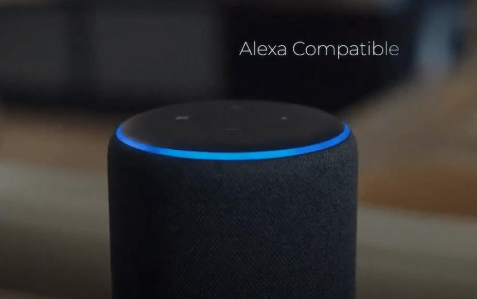 Brookstone Mach IX Alexa Compatible