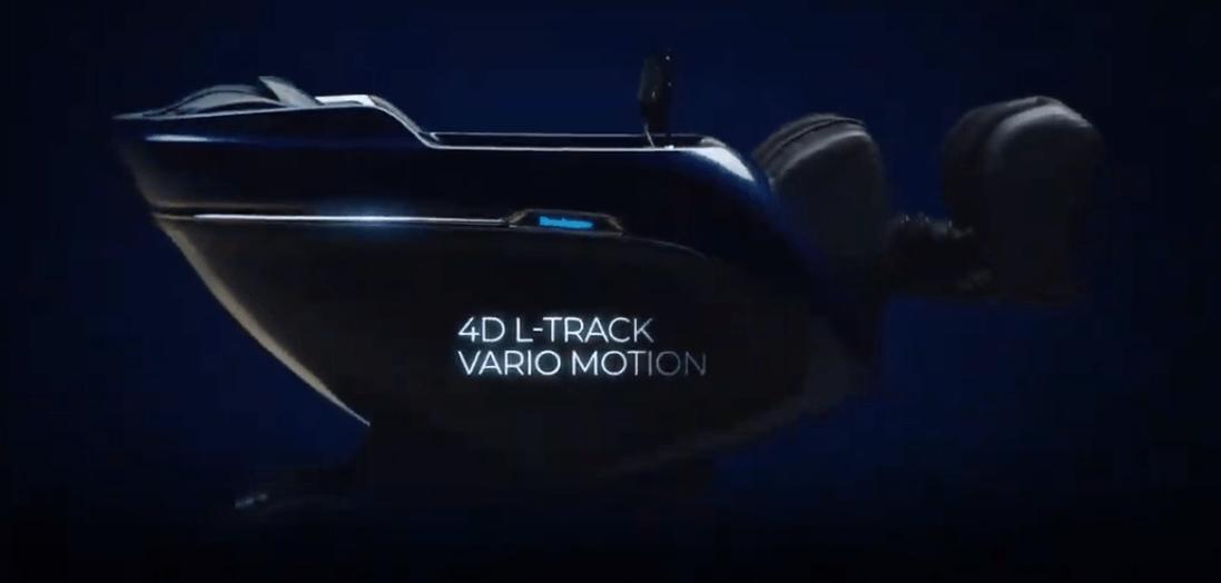 Brookstone Mach IX L-Track