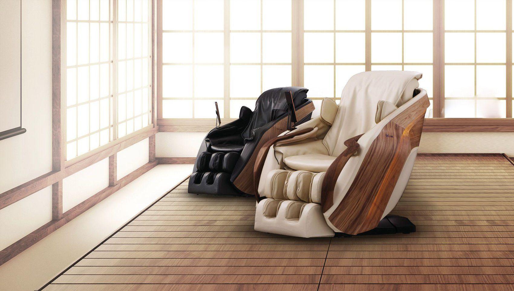 DCore Cloud Massage Chair Colors