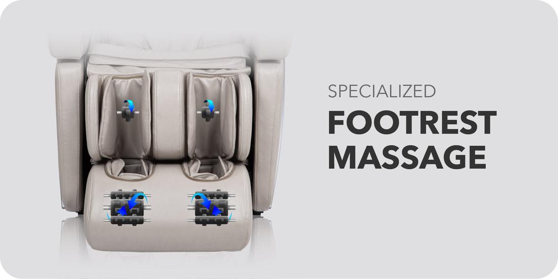 Ador 3D Allure Calf Rollers