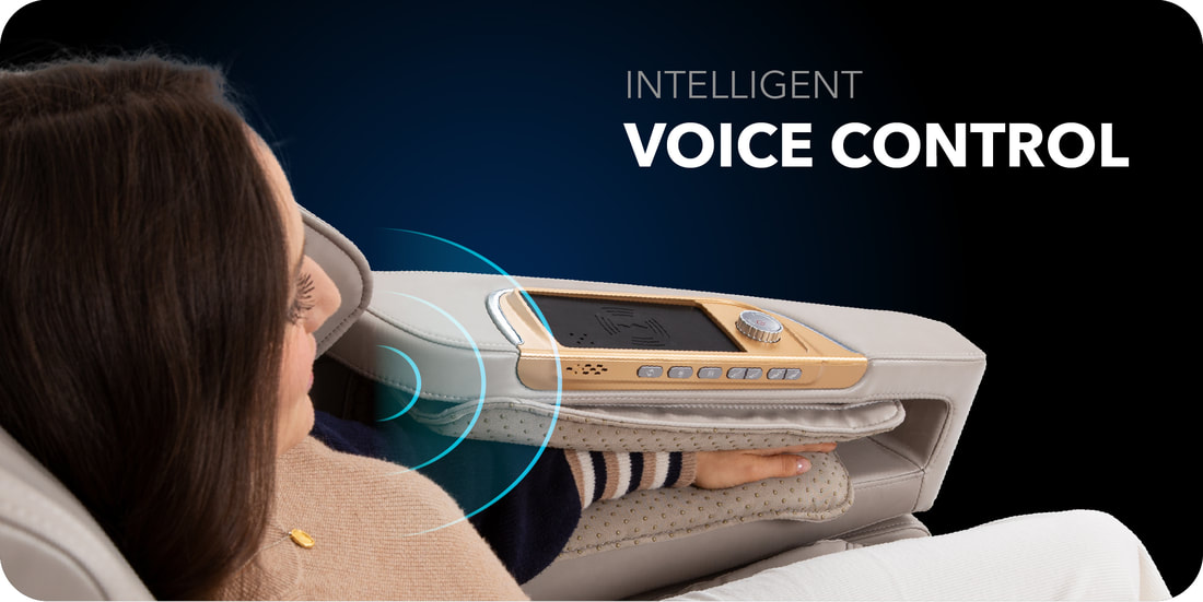 Ador 3D Allure Voice Control