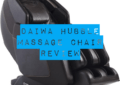 Daiwa Hubble Massage Chair Review