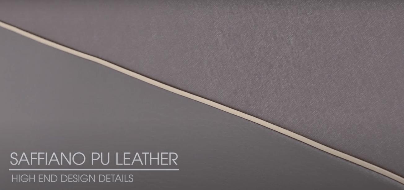 Daiwa Hubble Saffiano Leather