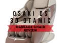 Osaki OS 3D Otamic Massage Chair Review