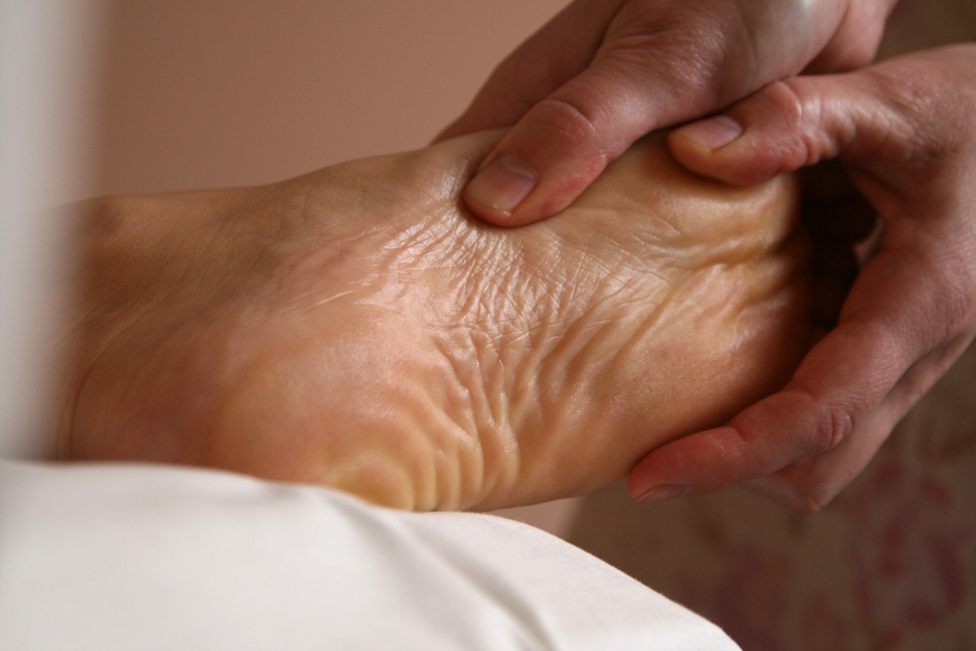 Circular Massage Strokes Could Help Provide Some Relief!