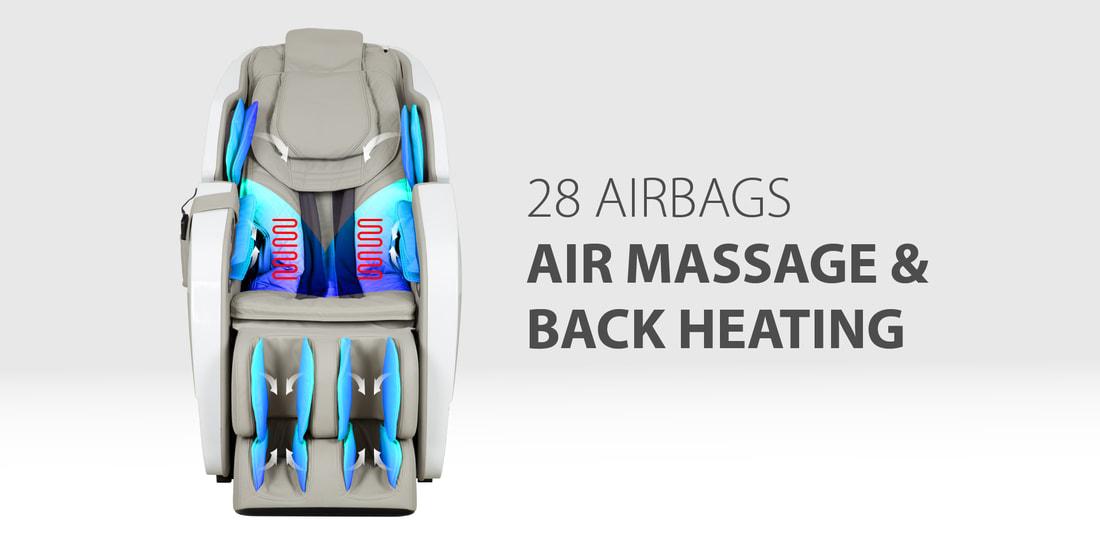 Titan Pro Omega 3D Airbags