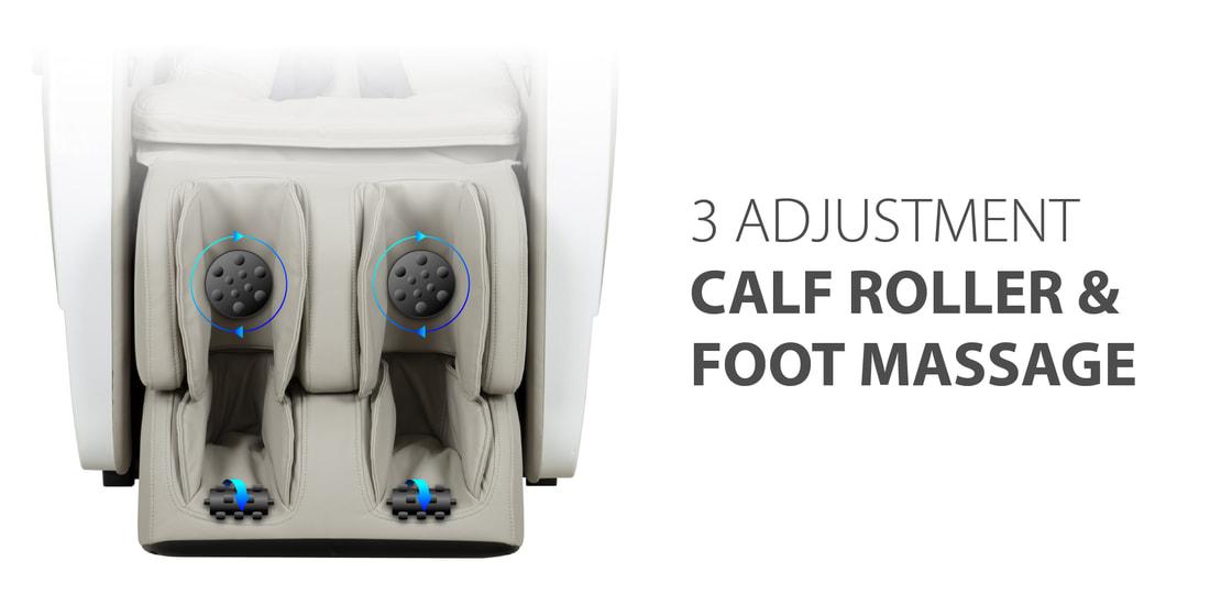 Titan Pro Omega 3D Calf Rollers
