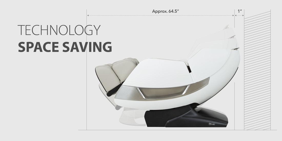 Titan Pro Omega 3D Space Saving Recline