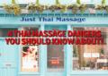 Can Thai Massage Be Harmful